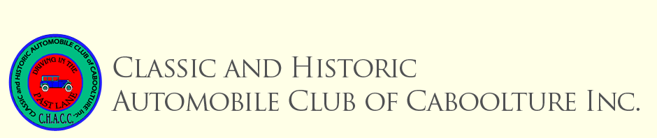 Classic and Historic Automobile Club of Caboolture Inc.